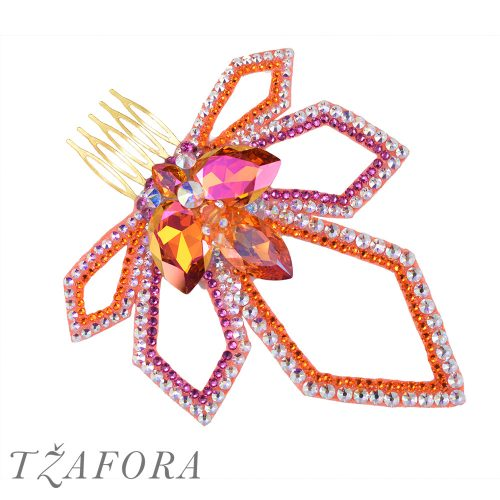 tzafora, ballroom jewelry